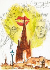 에딘버러의 오페라